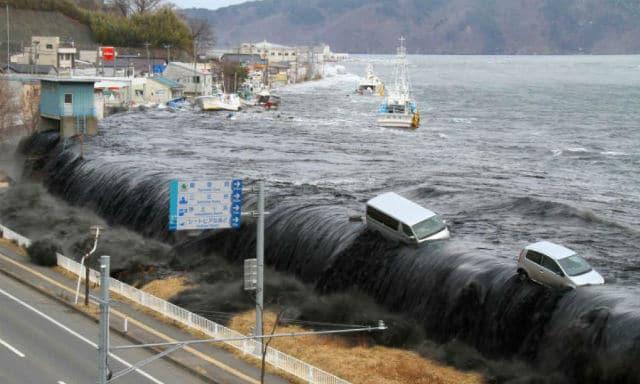 Τσουνάμι - Κως
