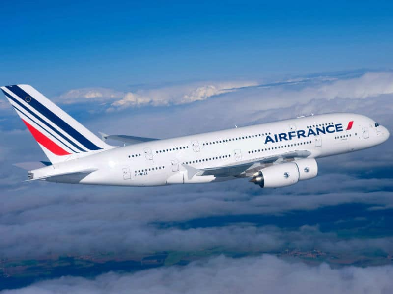 Air France: Αποκλειστικές προσφορές στις πτήσεις από Αθήνα!