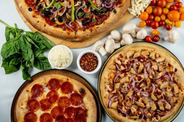 Πίτσες - ιταλική κουζίνα