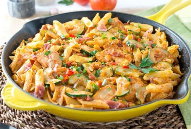 Ζυμαρικά - ιταλική κουζίνα