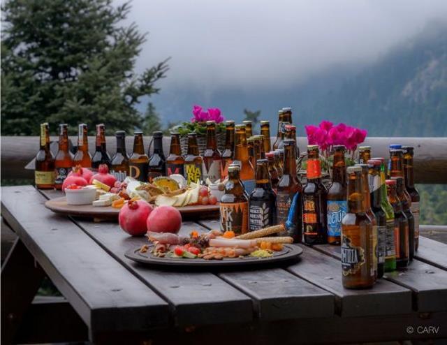 Elatos Resort Παρνασσός - Oktoberfest μπύρες