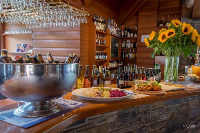 Elatos Resort Oktoberfest μπουφέ