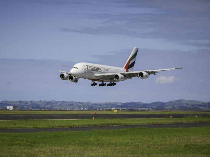 Emirates αεροσκάφος 2019