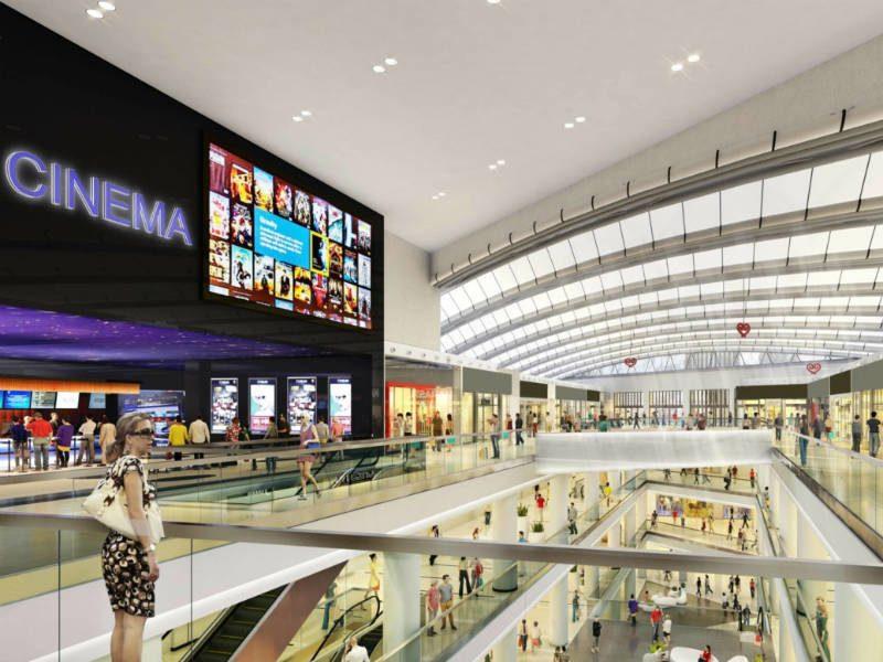 Έρχεται εκπτωτικό mall στο κέντρο της Αθήνας