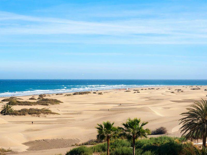 Παραλία Gran Canaria