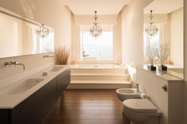 Grand Marine Corfu μπάνιο