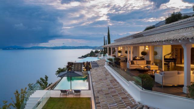 Grand Marine Corfu εξωτερικός χώρος