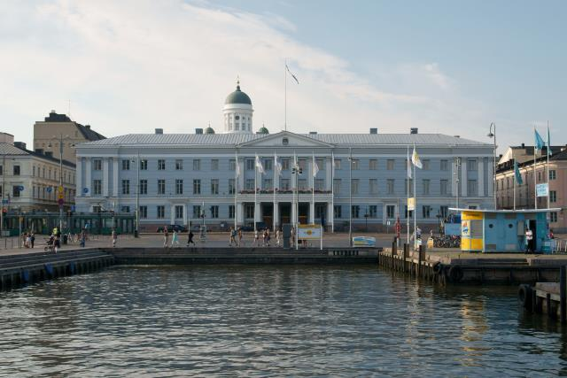 Δημαρχείο Ελσίνκι