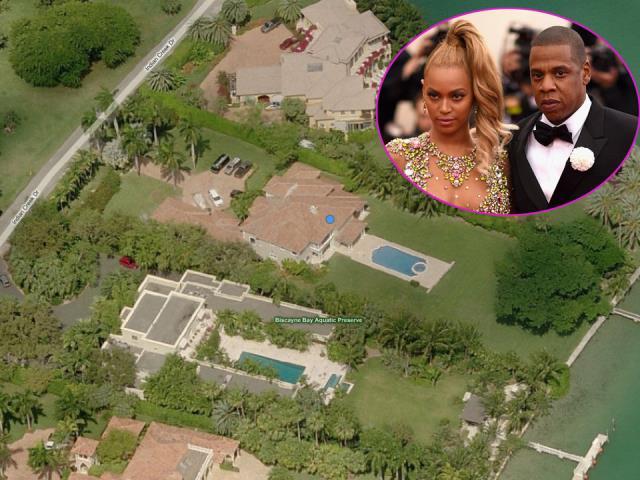 Jay-Z και Μπιγιονσέ - Indian Creek Village