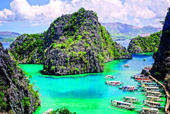 Kayangan Lake, Φιλιππίνες