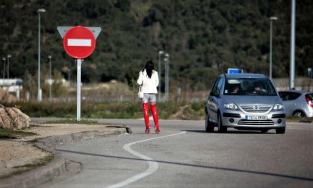 La Jonquera Ισπανία