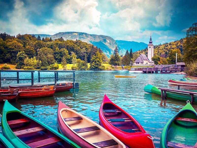 Daily Mail: Δύο ελληνικές λίμνες ανάμεσα στις καλύτερες του κόσμου!