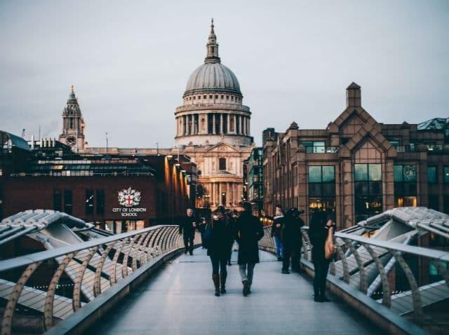 Βόλτες στο Λονδίνο
