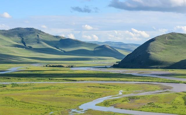 Μογγολία φύση