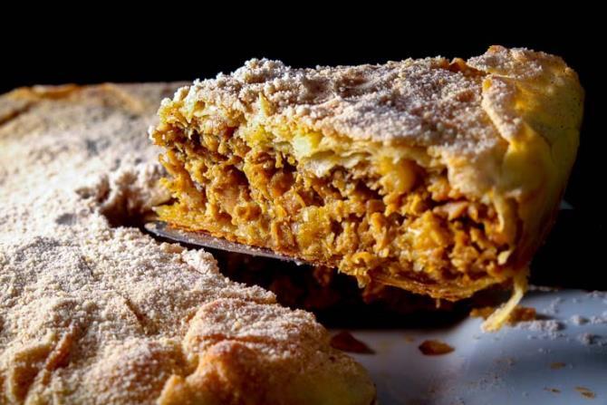 Παστίλα ή Μπαστίλα - Μαροκινό φαγητό