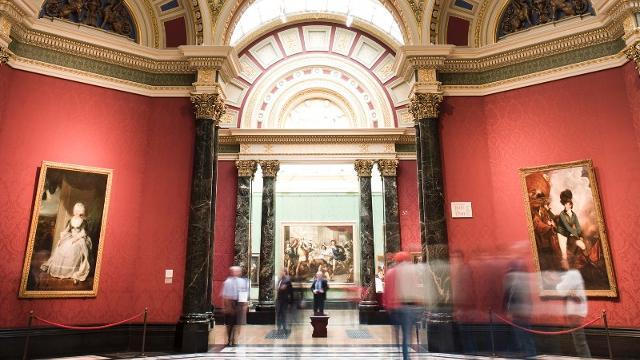 National Gallery, Λονδίνο, Ηνωμένο Βασίλειο