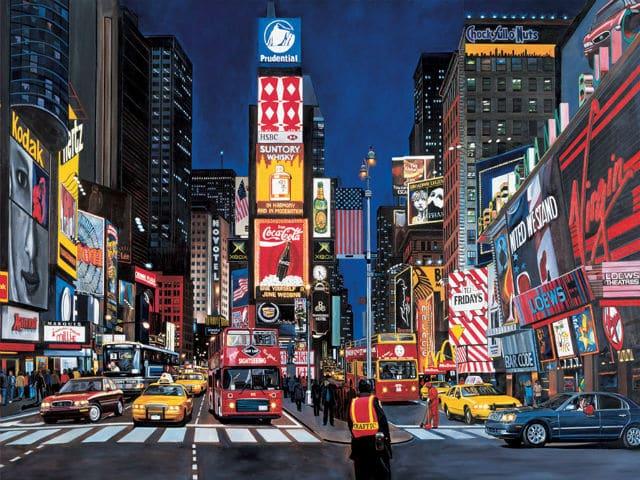 Νέα Υόρκη - Times Square