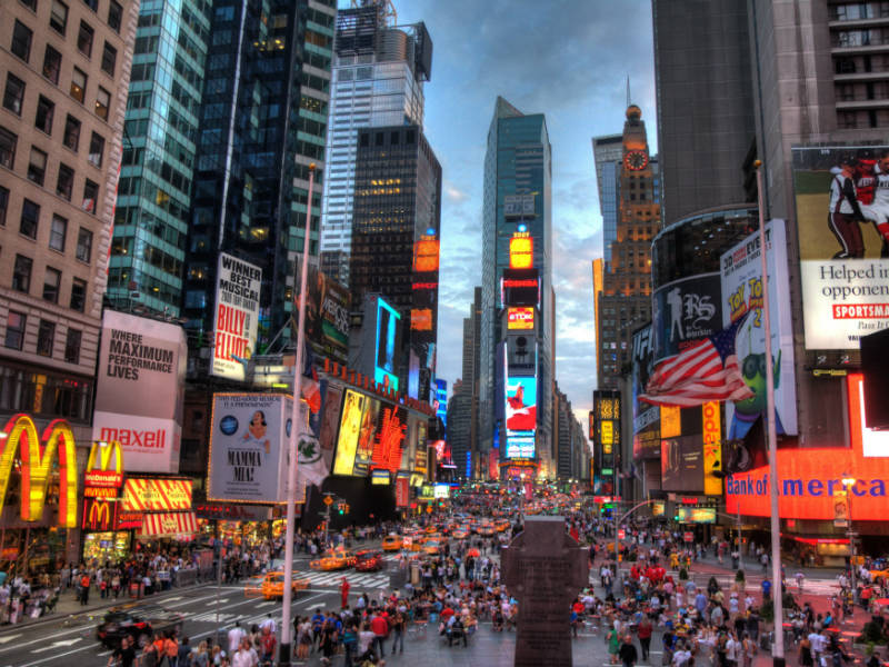 Times Square,Νέα Υόρκη