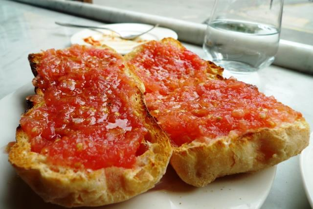 Pa amb Tomaquet - φαγητό Βαρκελώνη