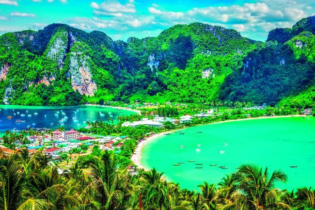 Island Phi Phi, Ταϊλάνδη