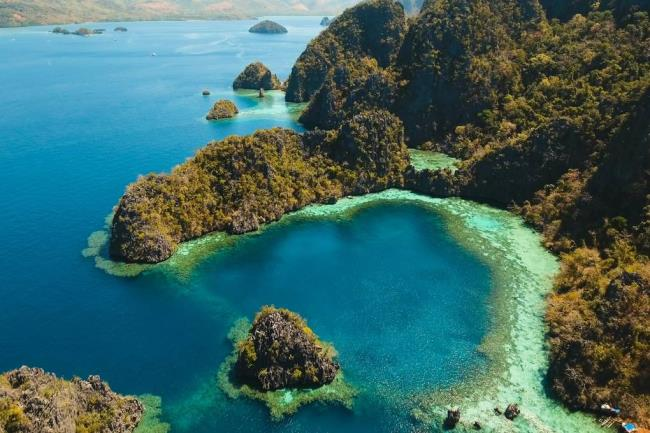 Φιλιππίνες island hopping