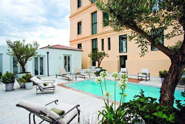 Poseidonion Grand Hotel spa