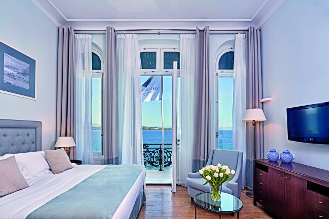 Poseidonion Grand Hotel δωμάτιο