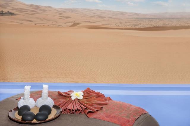 Qasr al Sarab Desert Resort, Άμπου Ντάμπι - σπα