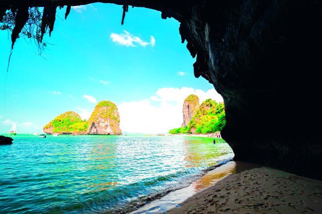 Railay beach, Ταϊλάνδη
