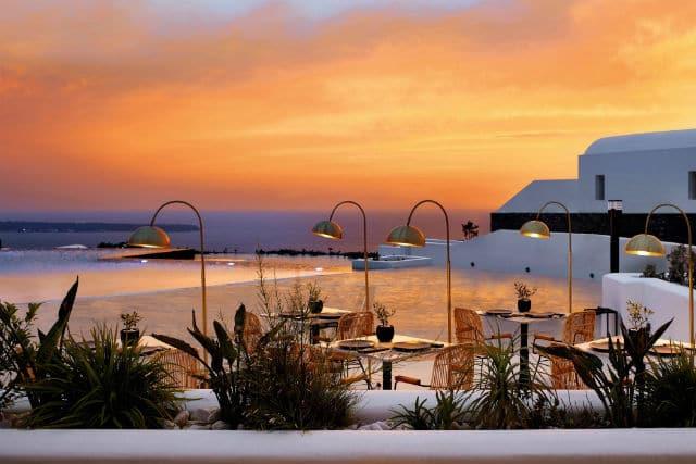 Santo Maris Oia Luxury Suites & Spa, Σαντορίνη