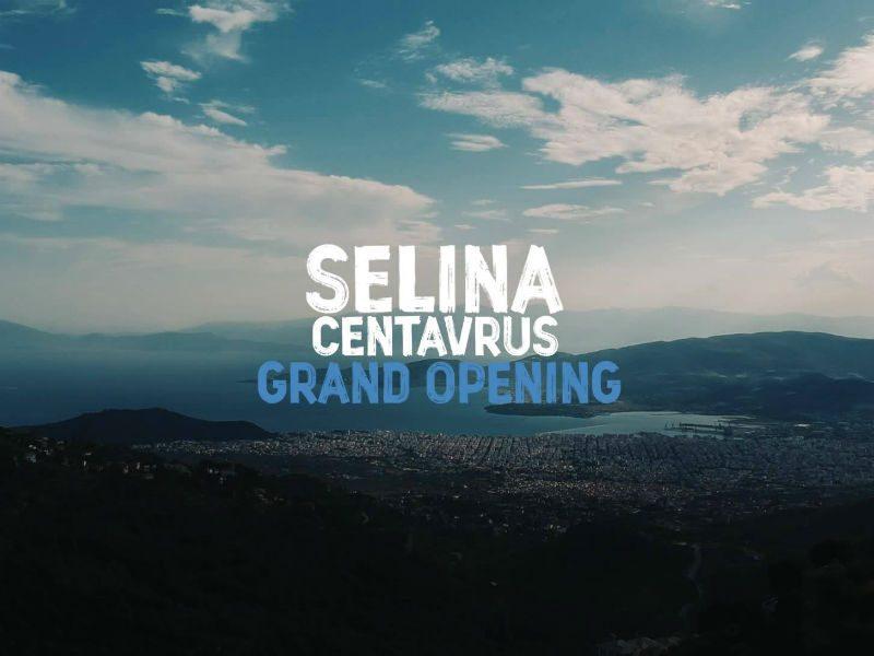 Το Selina Centavrus Pelion ανοίγει επίσημα τις πόρτες του με ένα δωρεάν τριήμερο φεστιβάλ!