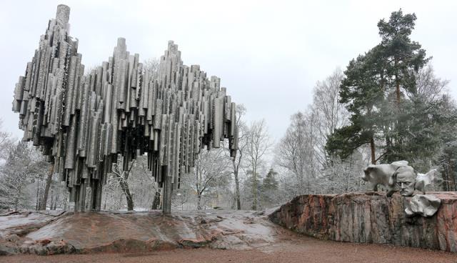 Μνημείο Sibelius, Ελσίνκι
