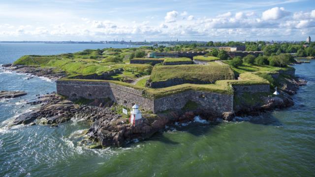 Suomenlinna φρούριο, Ελσίνκι