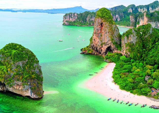 Tub Island, Krabi, Ταϊλάνδη