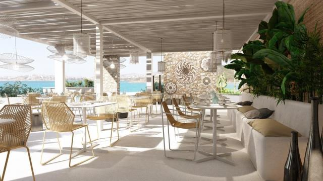 The Island Concept boutique hotel - εστιατόριο