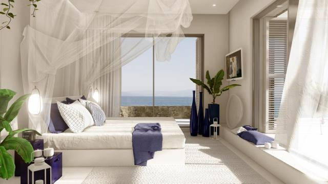 The Island Concept boutique hotel - δωμάτιο