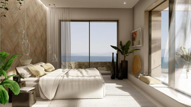 The Island Concept boutique hotel - δωμάτιο με θέα