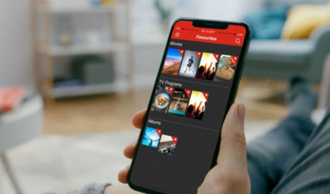 Turkish Αirlines Companion Entertainment App