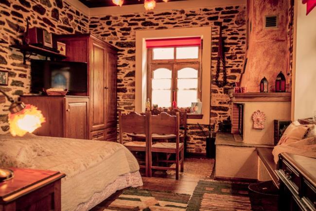 Villa Virginaki δωμάτιο