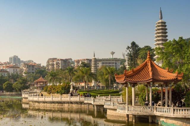 Σιαμέν, Κίνα
