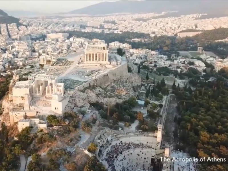 Η Ακρόπολη έτοιμη για αλλαγές! Έρχονται σύγχρονες εγκαταστάσεις! (video)