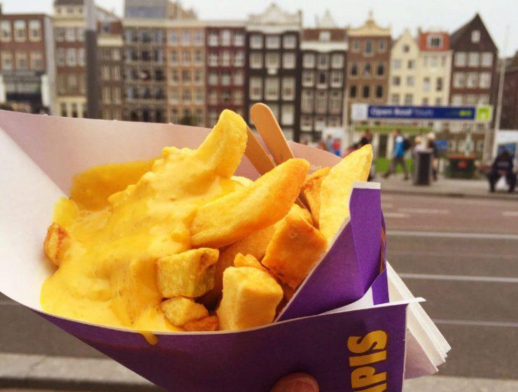 Άμστερνταμ φαγητά