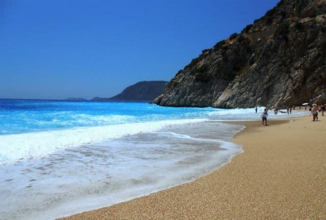 Αττάλεια παραλίες