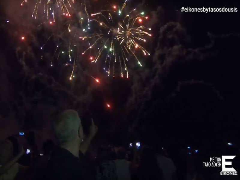 Σπέτσες: Η λαμπερή βραδιά της Αρμάτας μέσα από τα μάτια του Τάσου Δούση! (video)