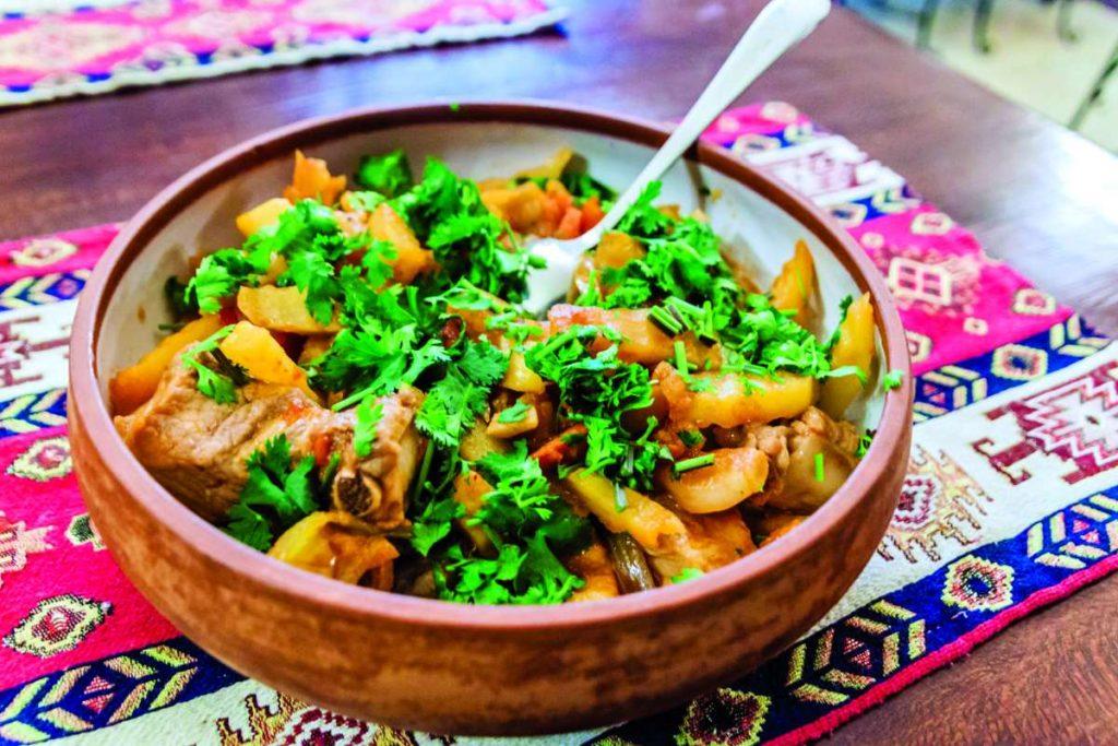 Φαγητό Αρμενία