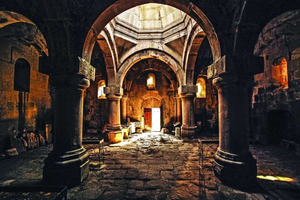 Αρμενία αρχιτεκτονική