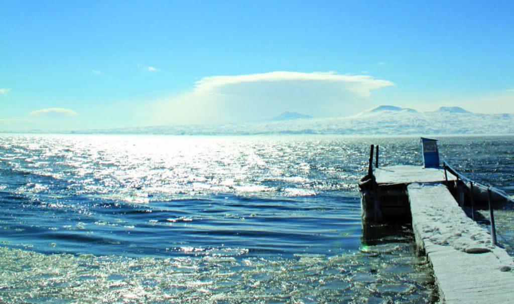 Λίμνη Σεβάν, Αρμενία