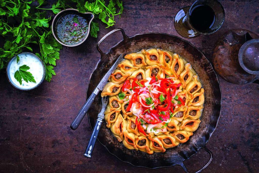 Αρμένικη κουζίνα
