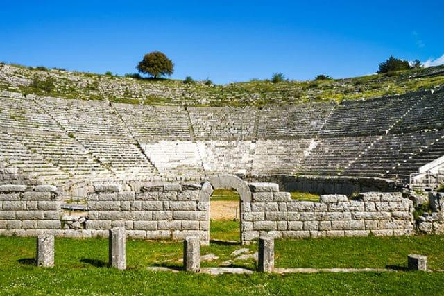 Αρχαίο Θέατρο Δωδώνης, Ιωάννινα