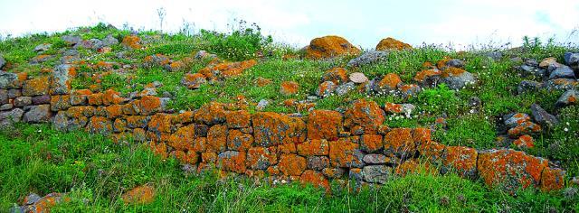 Αρχαιολογικός χώρος Καστελλίου, Πάτμος